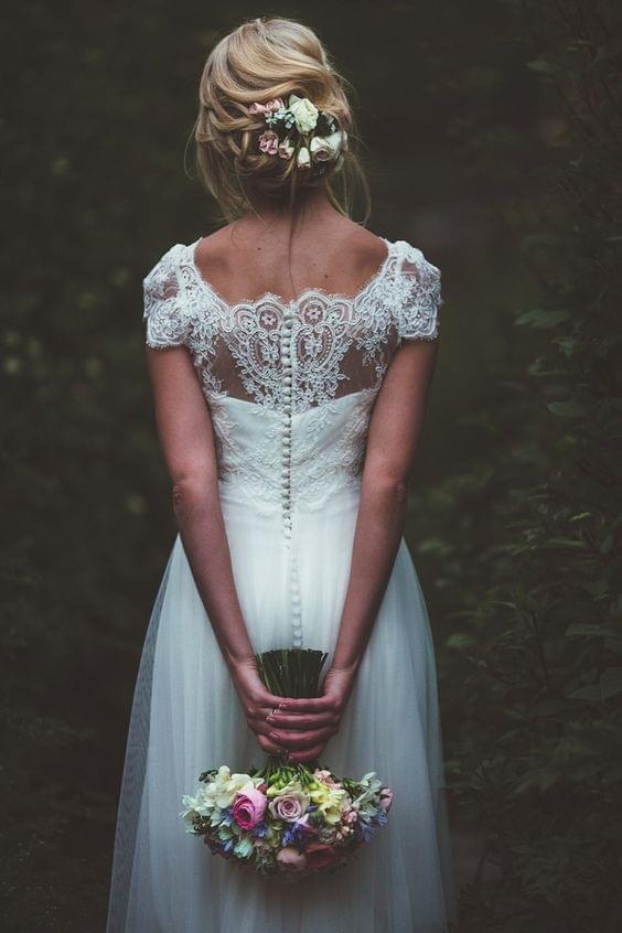 bukiet ślubny zdjecie