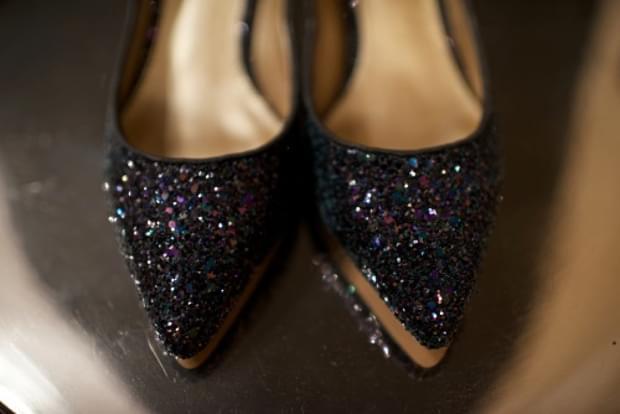 great gatsby ślub buty
