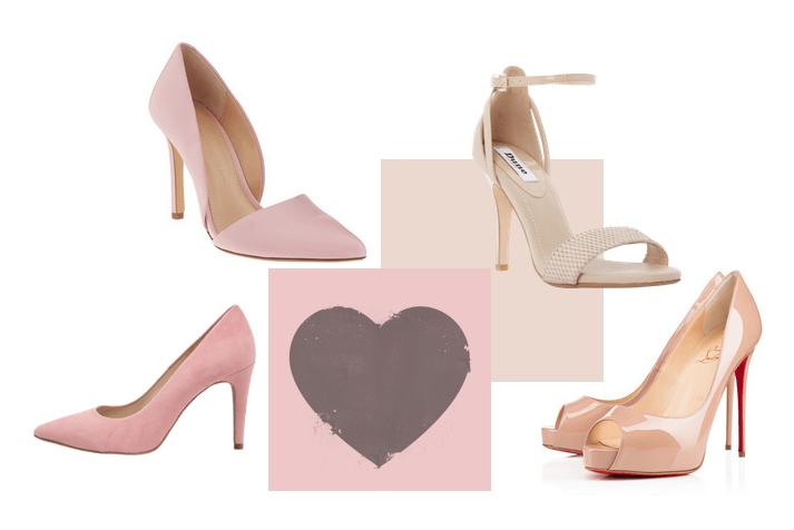 buty-pudrowe-nude-ślub