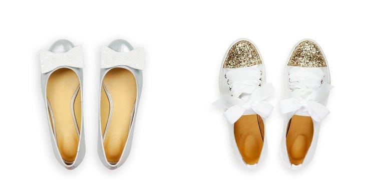 920ac934 Osobistego charakteru Twojej wyjątkowej parze butów doda wyhaftowany motyw  w formie inicjałów, krótkiej sentencji, imion nowożeńców, czy daty ślubu.