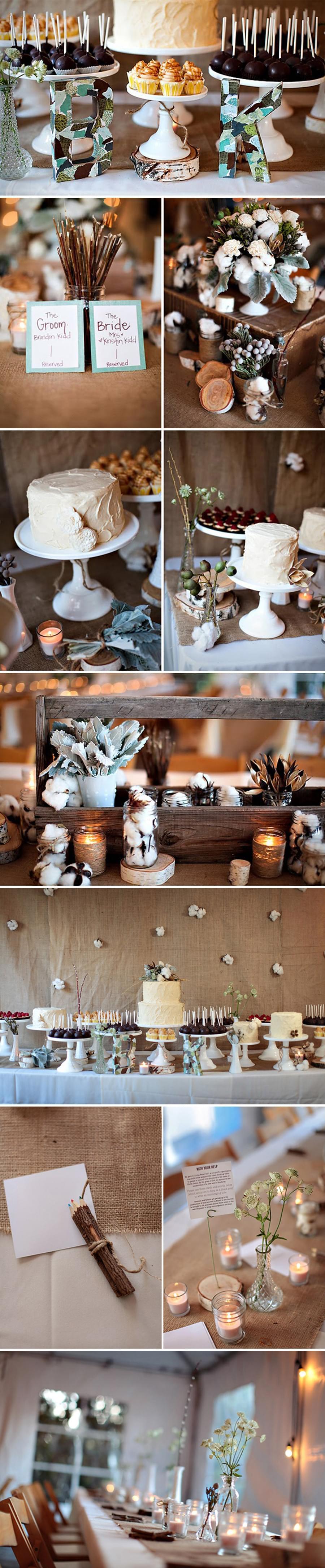 eko ślub eko wesele organiczne ekologiczny ślub i wesele drewniane dekoracje z drzewa i gałęzi.jpg
