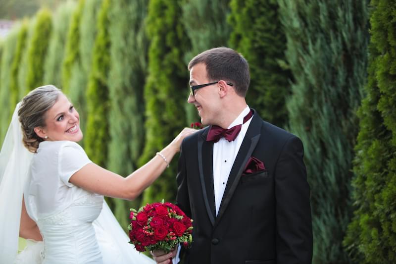 pierwsze spotkanie przed ślubem