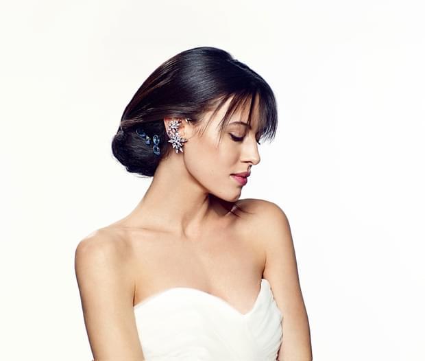 fryzury ślubne 2015 modne upięcia długie i średnie włosy (11)