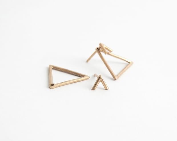geometryczne-kolczyki