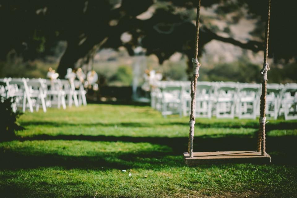 huśtawka wesele