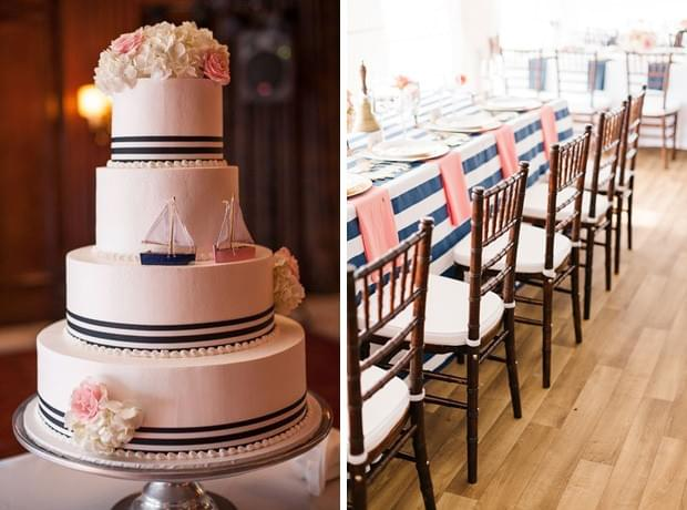 inspiracje ślub wesele nad jeziorem detale dekoracje zdjęcia tort