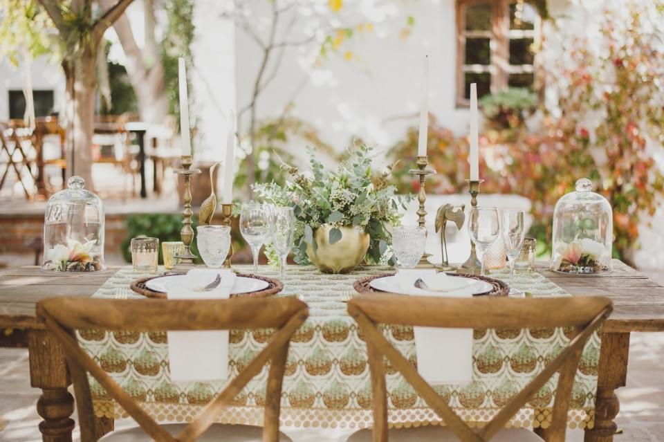 jesienne inspiracje na ślub i dekoracje sali i stołów