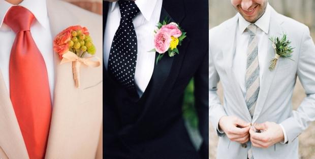 krawaty kolor pan mlody