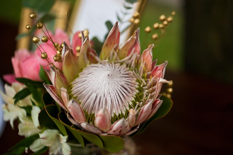 kwiaty bukiet slubny