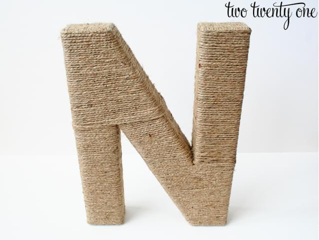 monogramowy wieniec ślubne diy11