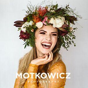 9fcab51936 44 pomysły na wianek ślubny z żywych kwiatów (dla romantycznych PM)