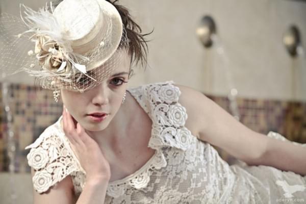 kapelusz toczek ślub wesele