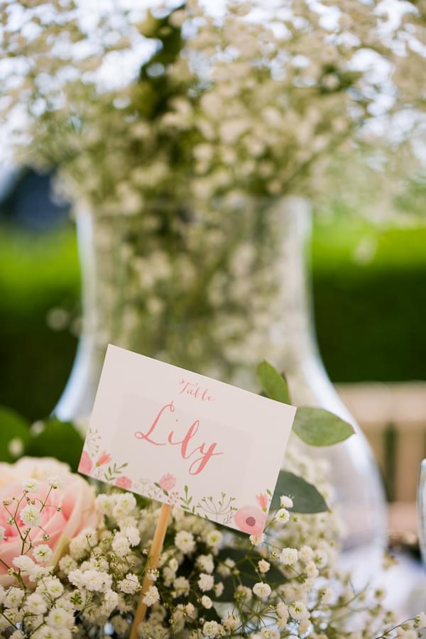 nazwy stolow weselnych kwiaty