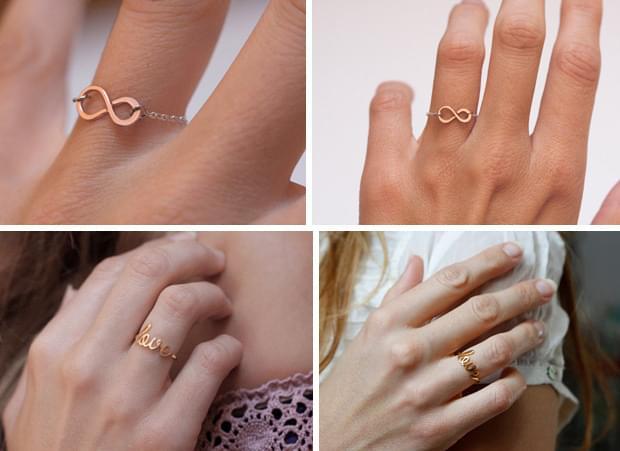 nietypowe pierścionki zaręczynowe i obrączki