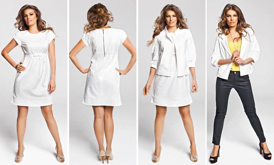 kolekcja-ślubna-dla-panny-młodej-w-ciąży-krótka-sukienka3