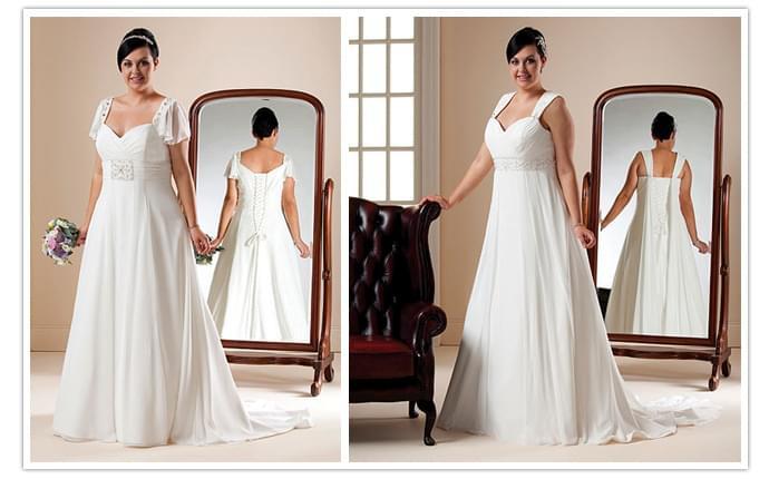Suknia: www.specialday-ireland.com