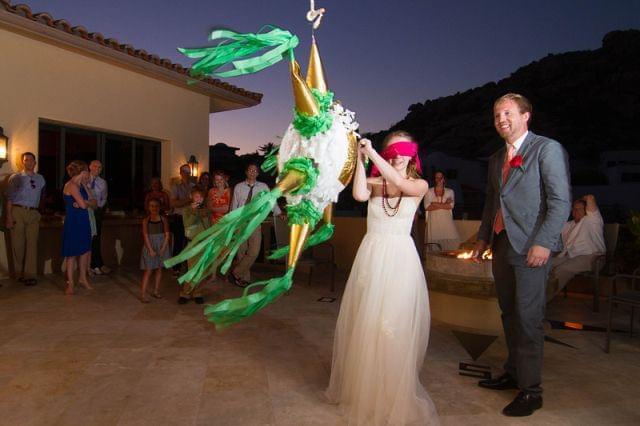 piniata wesele panna mloda