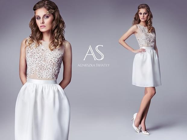 polskie suknie ślubne projektantki