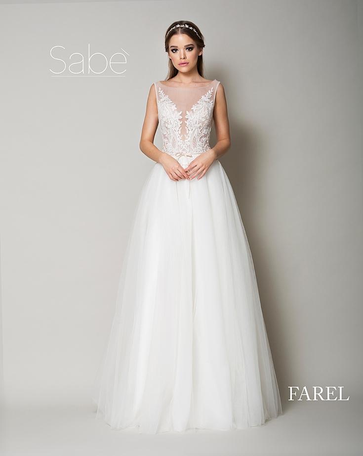Suknie ślubne Sabe Kolekcja 2018