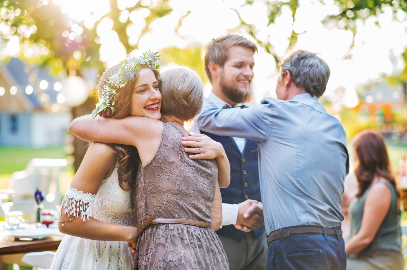 Ślub po dwóch miesiącach randki