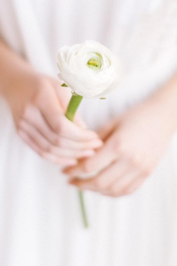 romantyczna panna młoda minimalizm ślub_0001