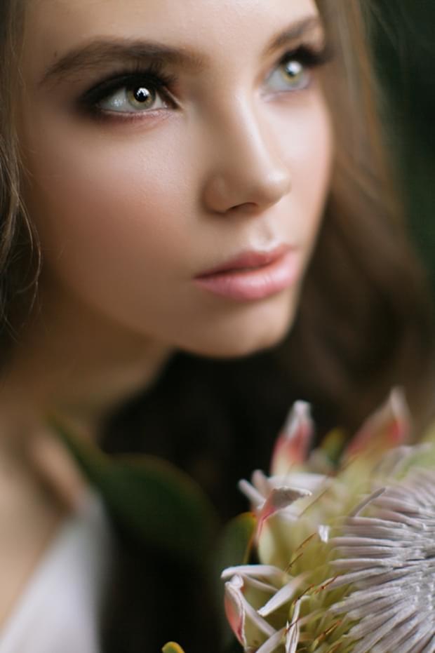 romantyczna panna młoda minimalizm ślub_0012