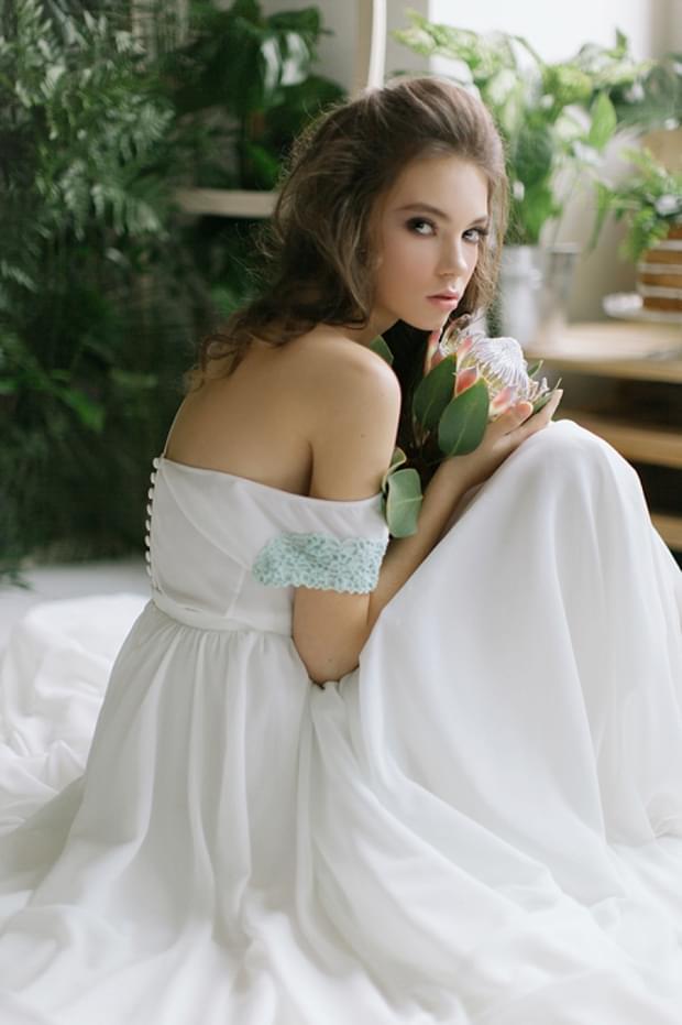 romantyczna panna młoda minimalizm ślub_0013
