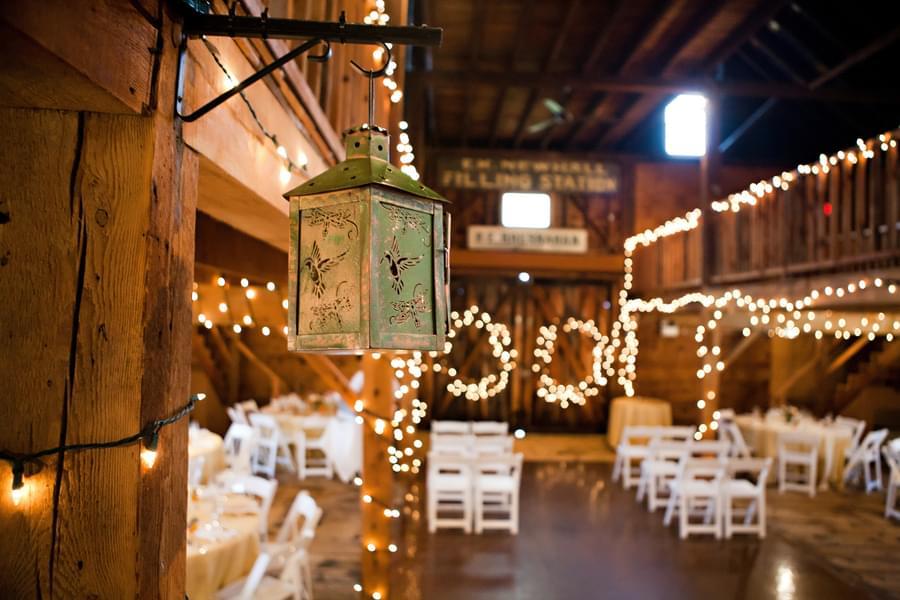 rustykalne wesele jesienią