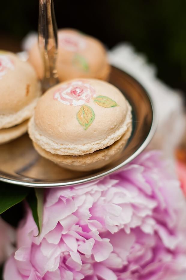 słodki bufet na weselu zdjęcia (1)