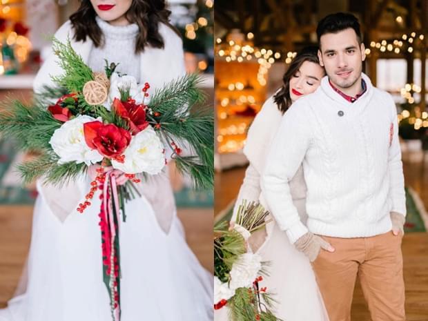 ślub wesele święta zima sesja stylizowana (16)