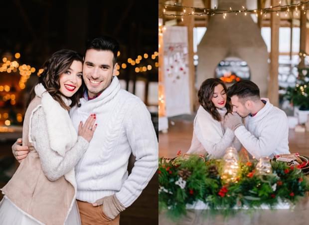 ślub wesele święta zima sesja stylizowana (21)