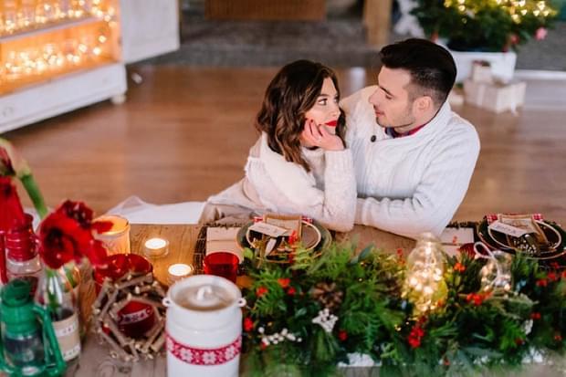 ślub wesele święta zima sesja stylizowana (22)
