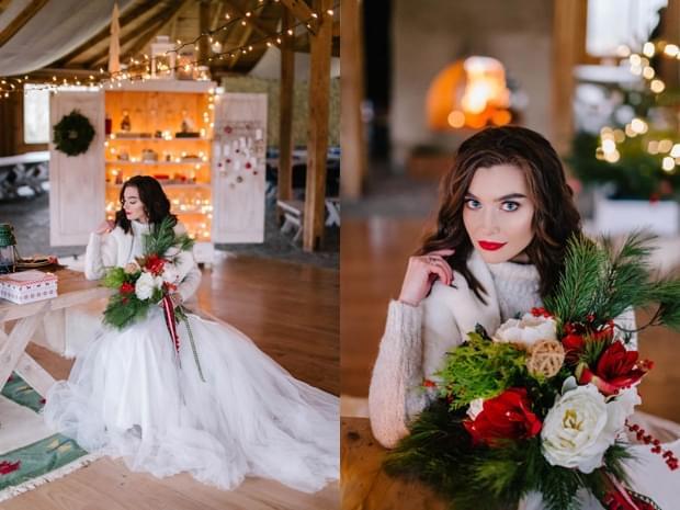 ślub wesele święta zima sesja stylizowana (25)