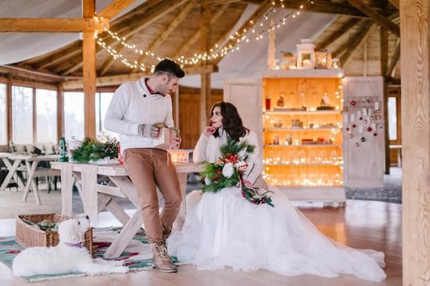 ślub wesele święta zima sesja stylizowana (27)