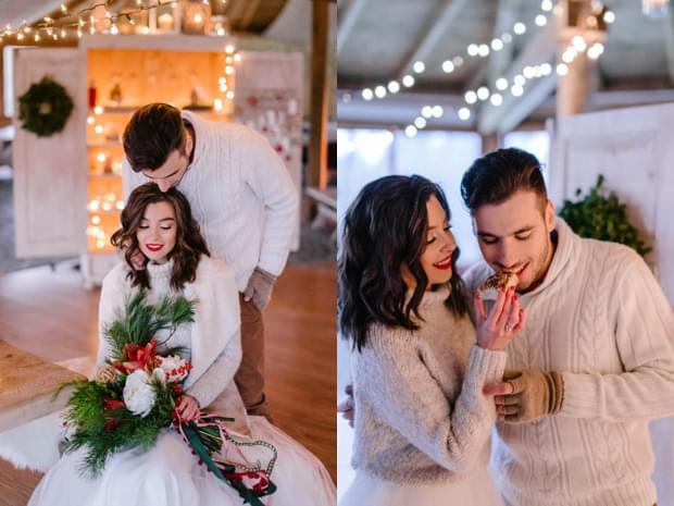 ślub wesele święta zima sesja stylizowana (28)