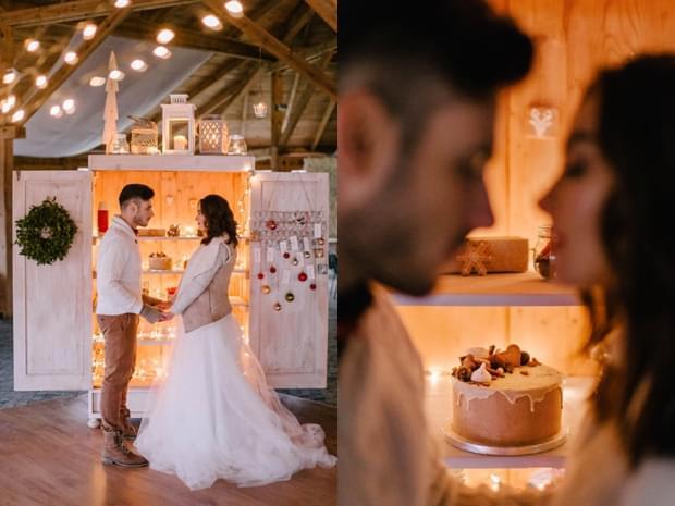 ślub wesele święta zima sesja stylizowana (30)