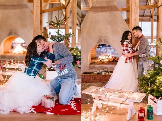 ślub wesele święta zima sesja stylizowana (50)
