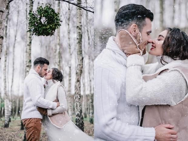 ślub wesele święta zima sesja stylizowana (57)