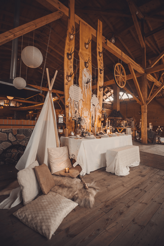 Wedding Room Sesja Boho