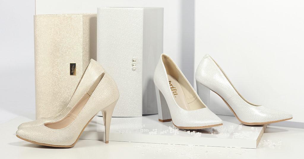 4694e9b9 Wysoka jakość polskich produktów jaką oferuje w swoim asortymencie Brilu,  pozwala każdej kobiecie znaleźć wymarzoną parę butów ślubnych, które  jednocześnie ...