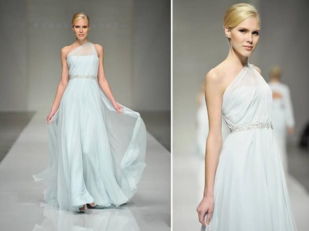 suknia ślubna w stylu greckim dla kogo