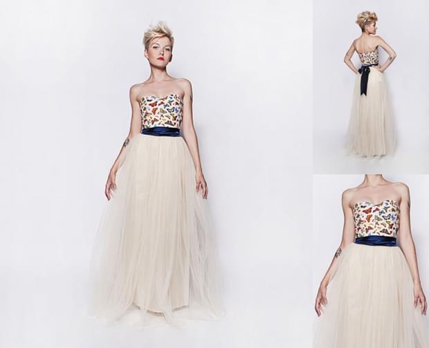 kolorowa-suknia-ślubna-zdjęcie
