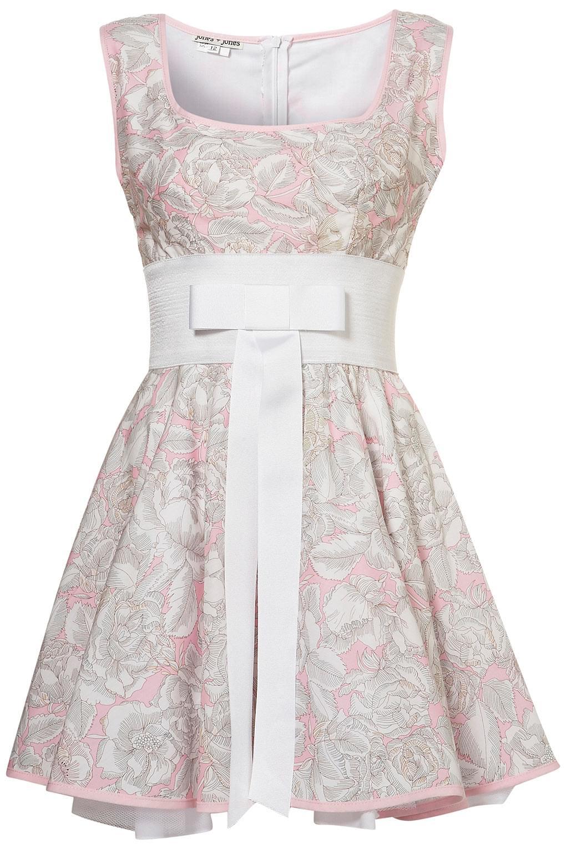 sukienka na wesele top shop