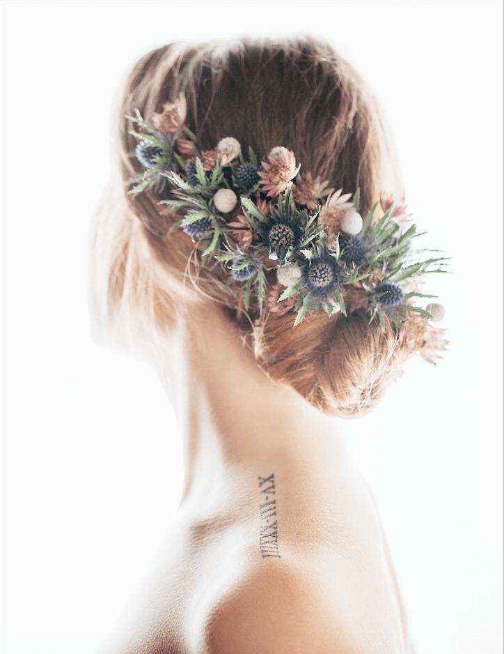 wianek z kwiatów 7