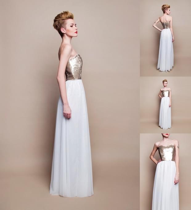 złota-suknia-ślubna-zdjęcie