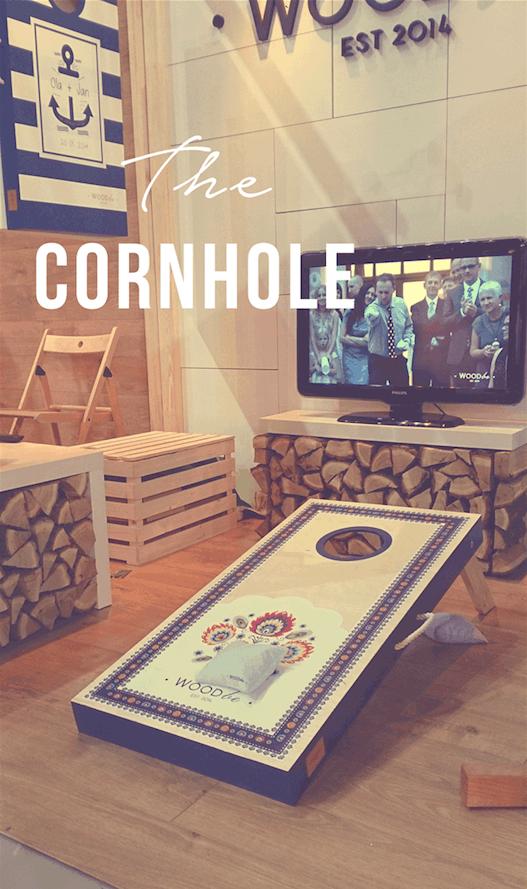 cornhole zdjęcie