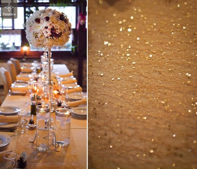 zimowe wesele dekoracje (1)